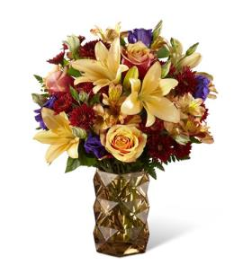 Photo of Many Thanks Bouquet in Vase - 16-F6
