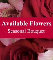 Photo of Florist Choice Seasonal Bouquet - BF3531