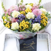 Photo of Extra Large Summer Selection Hand-tied - 500182