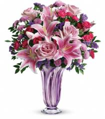 Photo of Lavender Grace Bouquet by Teleflora - T14M200