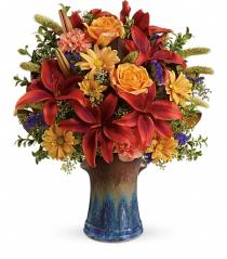 Photo of Teleflora's Glaze Of Glory Bouquet - T14T200