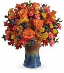Photo of Teleflora's Harvest Fields Bouquet - T14T205