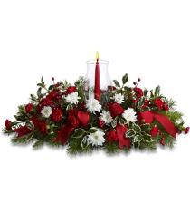 Photo of Happy Holidays Centerpiece - TF86-2