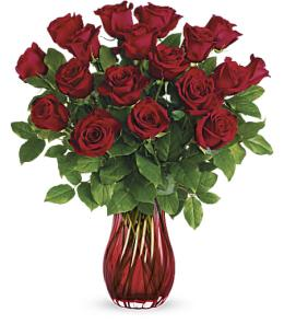 Photo of Wrapped In Roses Bouquet by Teleflora 210 - T16V210