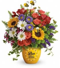 Photo of Bee Well Soon  Teleflora - TEV53-1