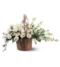 Photo of Basket of Light TF All White - TF194-3