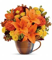 Photo of Fall Mystique Bouquet by Teleflora - T16T210