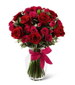 Photo of The FTD Love-Struck Rose Bouquet - B20-4376