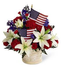 Photo of The FTD American Glory Bouquet - B30-4433