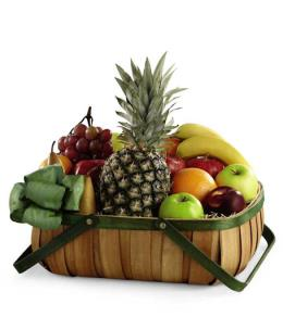 Photo of The FTD Thoughtful Gesture Fruit Basket - S56-4571
