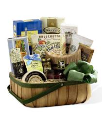 Photo of Heartfelt Gourmet Basket by FTD - S56-4574