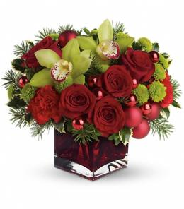Photo of Teleflora's Merry & Bright - T125-1