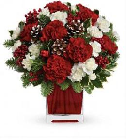 Photo of Make Merry by Teleflora - TWRO-4