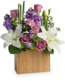Photo of Kissed With Bliss by Teleflora - TEV24-1