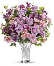 Photo of Isn't She Lovely Vase Bouquet - T13M110