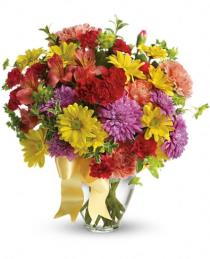 Photo of Color Me Yours Bouquet - TEV31-7