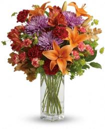 Photo of Fall Brights Bouquet by Teleflower - TFL06-2