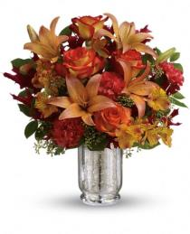 Photo of Fall Blush Bouquet by Teleflora - TFL08-1