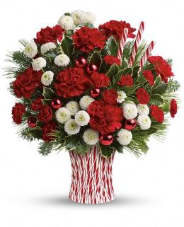Photo of Peppermint Sticks by Teleflora - T13X600