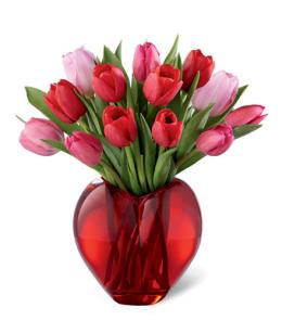 Photo of Season of Love Tulip Bouquet by FTD  - 15-V8