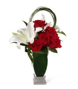 Photo of The Pure Passion™ Bouquet by FTD® - B21-4836