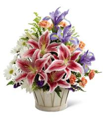 Photo of The FTD Wondrous Nature Bouquet - C12-4400