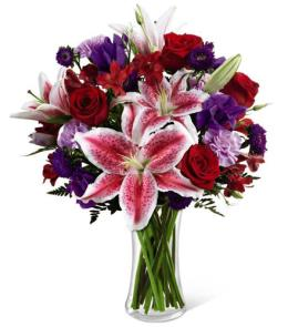 Photo of The FTD Stunning Beauty Bouquet - C16-4839