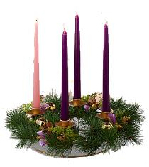 Photo of Christmas Advent Wreath - D311