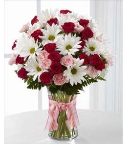 Photo of The FTD Sweet Surprises Bouquet - C12-4792