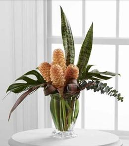 Photo of The FTD Touch of Tropics Arrangement - C21-4871