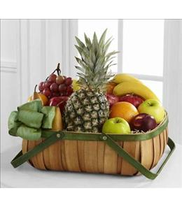 Photo of Thoughtful Gesture Fruit Basket - S56-4571