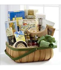 Photo of Heartfelt Sympathies Gourmet Basket FTD - S56-4574
