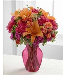 Photo of The FTD All Is Bright Bouquet - C7-4862