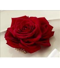 Photo of The FTD Rose Bloom Wristlet - D10-4917