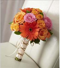 Photo of The FTD New Sunrise Bouquet - W25-4685