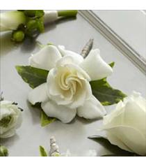 Photo of The FTD Gardenia Boutonniere - D12-4627