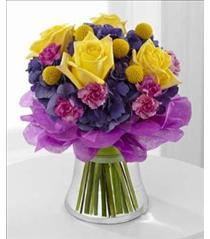Photo of The FTD Colors Abound Bouquet - D3-4900