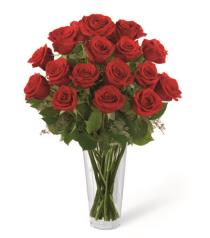 Photo of The FTD Red Rose Bouquet - E2-4305