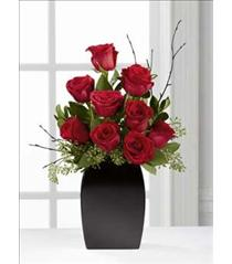 Photo of The FTD Contemporary Rose Bouquet - E3-4813