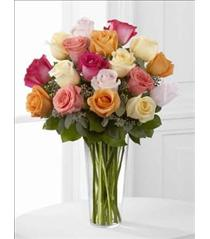 Photo of The Graceful Grandeur Rose Bouquet by FTD - E8-4810