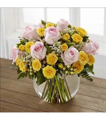 Photo of The FTD Soft Serenade Rose Bouquet - E8-4816