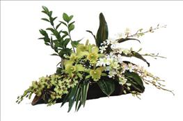 Photo of Arrangement of Orchids - IC-2001