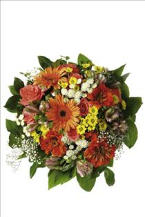 Photo of Colorful Mixed Bouquet - IC-511