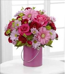 Photo of Color Your Day With Happiness Pink FTD - PCP