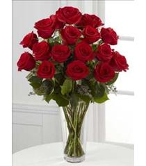 Photo of Roses Vased Color Choice - S14-4305