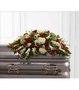 Photo of The FTD Sincerity Casket Spray - S16-4471