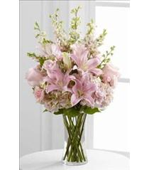 Photo of Wishes and Blessings Vase Bouquet - S25-4491