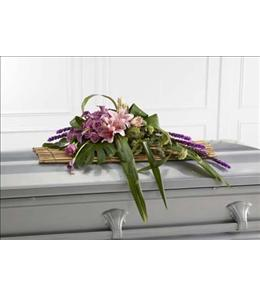 Photo of The FTD Affection Casket Spray - S32-4510