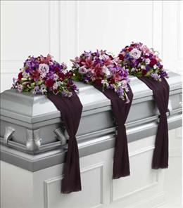 Photo of Refreshing Mix Casket Spray - S35-4517