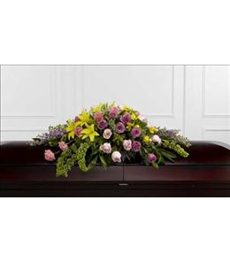 Photo of The FTD Forever Beloved Casket Spray - S36-4521
